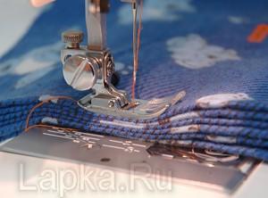 Инструкция к Швейной Машинке Janome 7518a - картинка 3