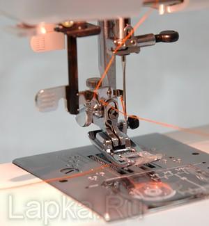 Инструкция к Швейной Машинке Janome 7518a