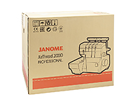 Janome AirThread 2000D Professional - Фото №9