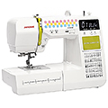 Janome Excellent Stitch 100 Швейная машина с микропроцессорным управлением